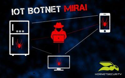 Mirai – The Botnet of Things