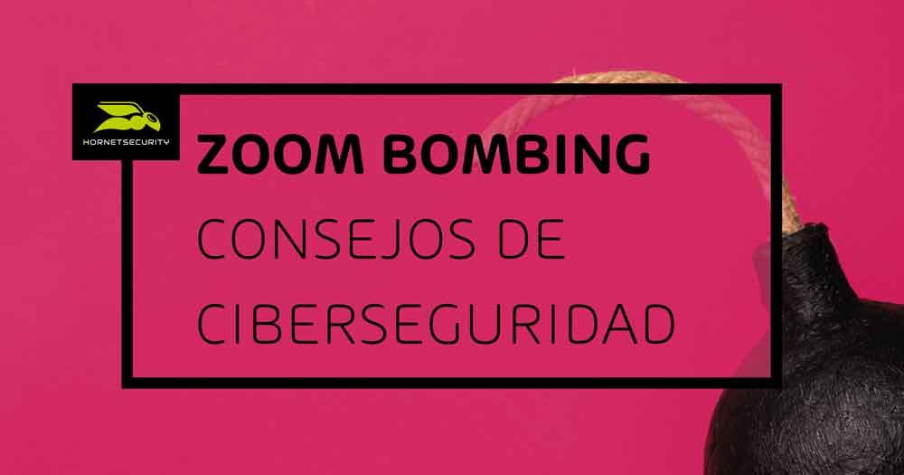"""Ciberataque """"Zoom-bombing"""" durante COVID-19 :¿Cómo protegerse?"""