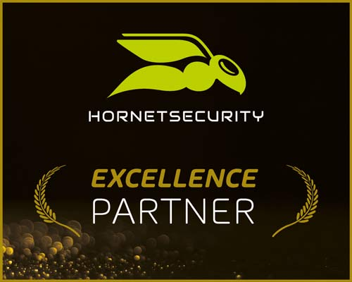 Hornetsecurity Excellence Partner