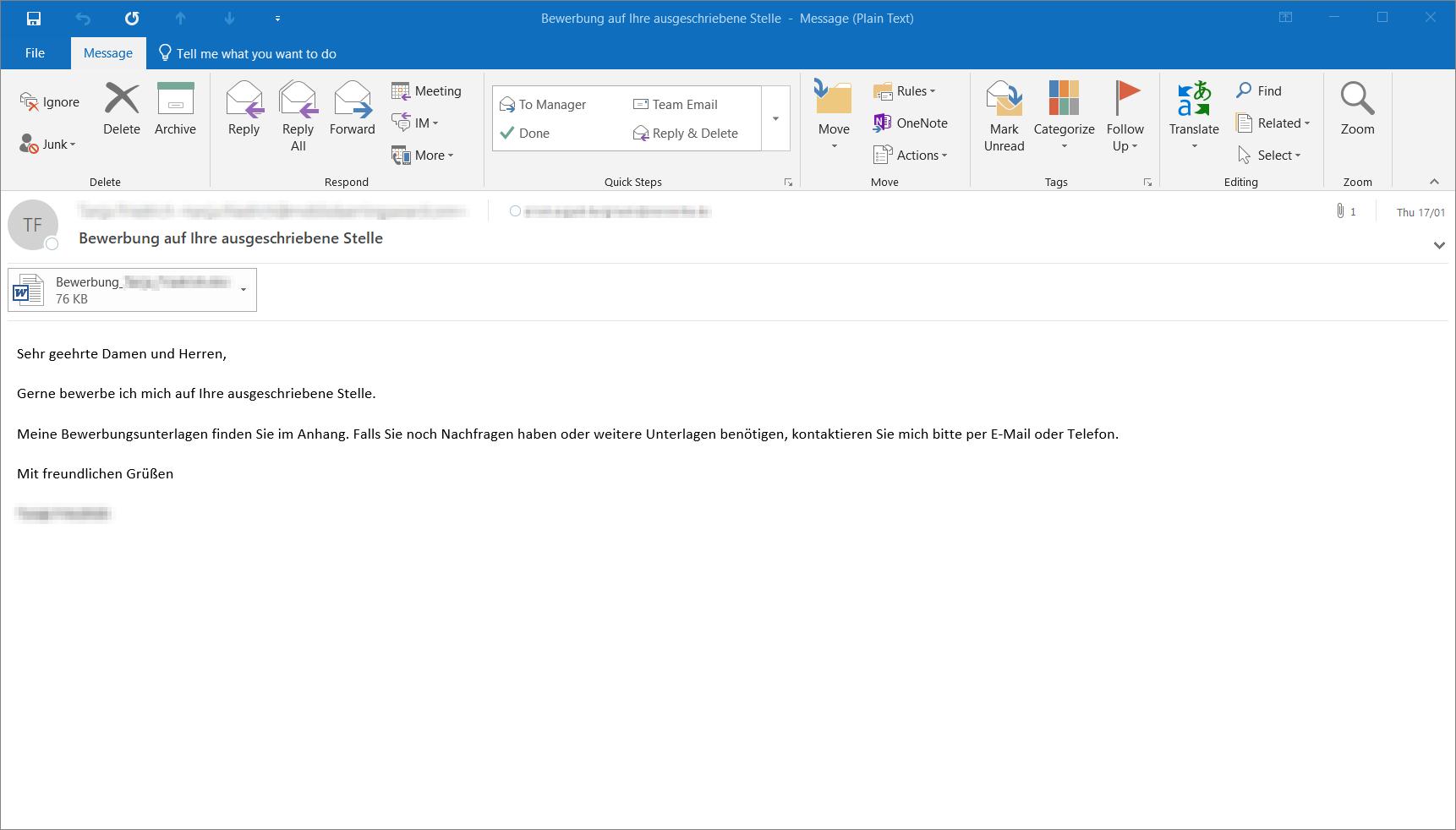 Gand Crab E-Mail