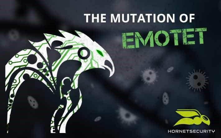 La mutación del ransomware Emotet