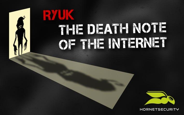 Ryuk Ransomware – Unheimlicher Pakt mit Emotet und TrickBot
