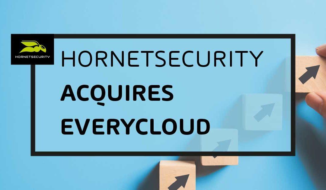 La expansión continúa: Hornetsecurity adquiere a su antiguo mayorista británico EveryCloud