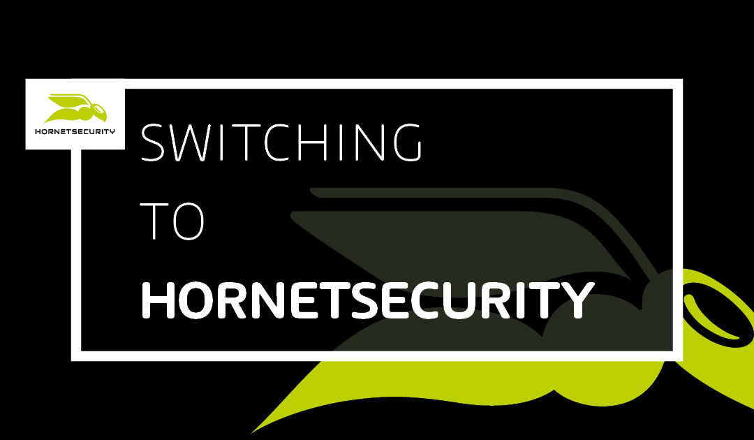 Why switch from Symantec Cloud Security to Hornetsecurity?