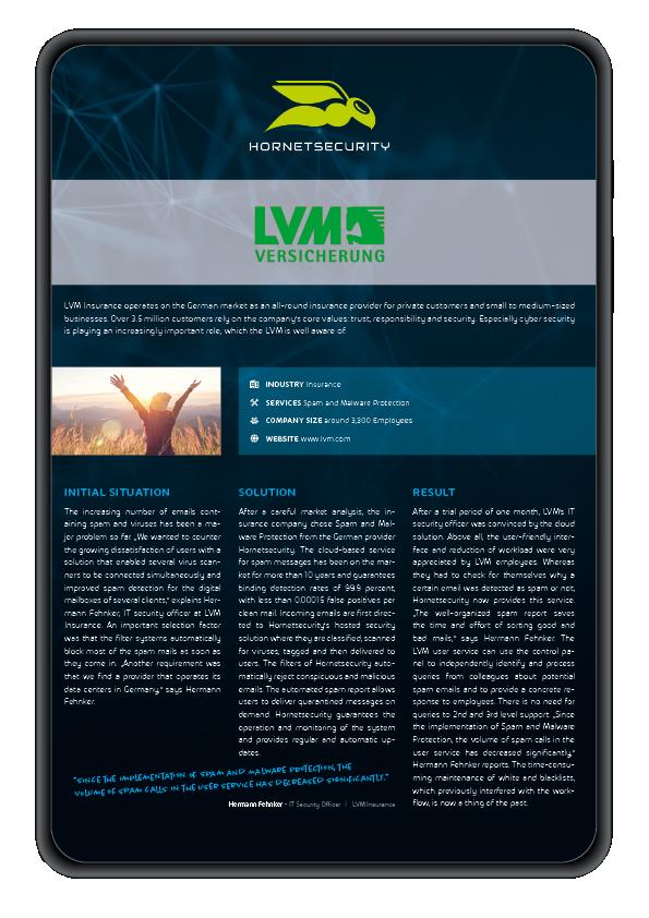 Case Study LVM