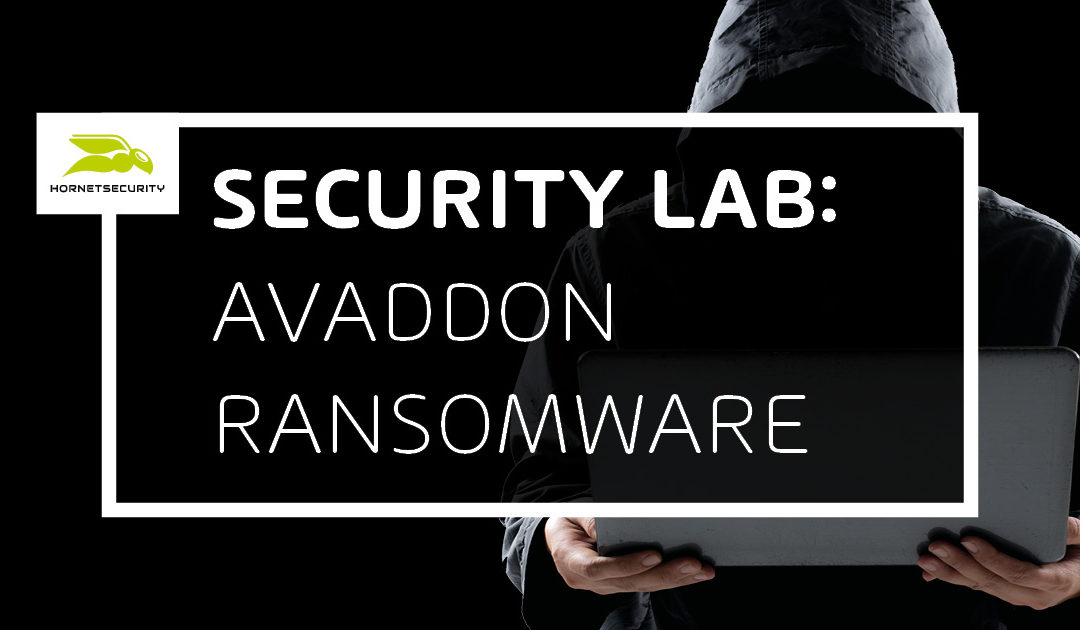 Avaddon: de buscar afiliados, al primer ciberataque en dos días