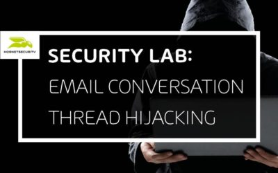 Email Conversation Thread Hijacking