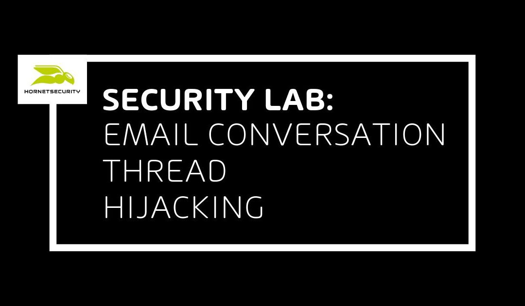 Email Conversation Thread Hijacking
