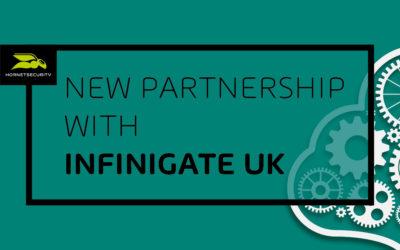 Hornetsecurity announces new partnership with Infinigate UK