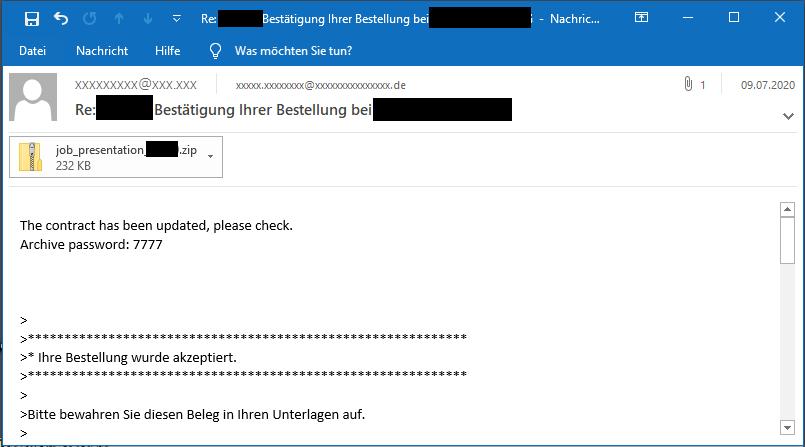 Bsp Email GandCrab