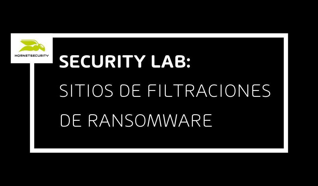 Ataques híbridos con leakware y ransomware