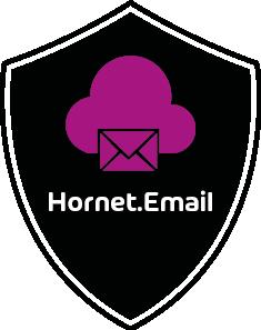 Hornet-email logo