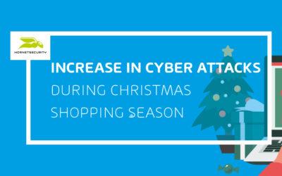 Cyberkriminalität steigt im Vorweihnachtsgeschäft an